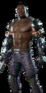 Jax Briggs Skin - Down Range