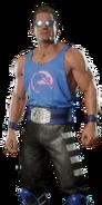 Johnny Cage Skin - Rollerblader