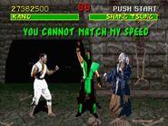 Mortal Kombat 1 PC DOS (Floppy Disk) - Kano Playthrough