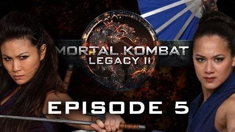 Mortal Kombat Legacy II - Episode 5