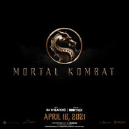 Mortal Combat Promo Logo