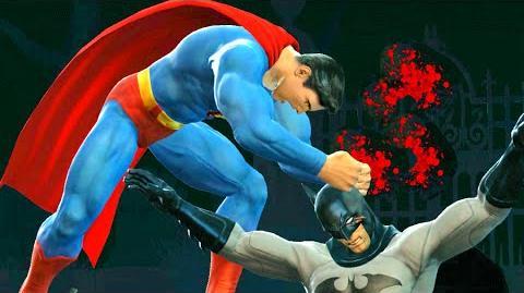 Mortal Kombat vs DC All Heroic Brutalities