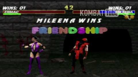 MK III Mileena Friendship