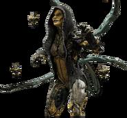 MK11 D'Vorah render