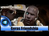 Mortal Kombat 11 Geras Friendship