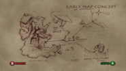 Outworld Map Sketch MKDA Krypt