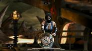 Mortal Kombat X Test Your Might Object - Edenia-shaped Diamond