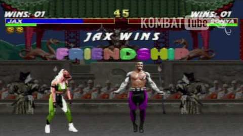 MK III Jax Friendship