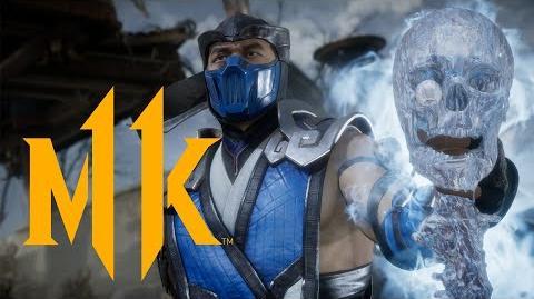 Mortal Kombat 11 – 20 Sec Gameplay Reveal Trailer