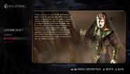 Shinnok Wrathful Alternate Costume