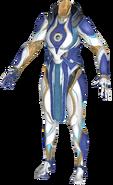 Frost's body