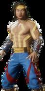 Liu Kang Skin - Noble Eagle