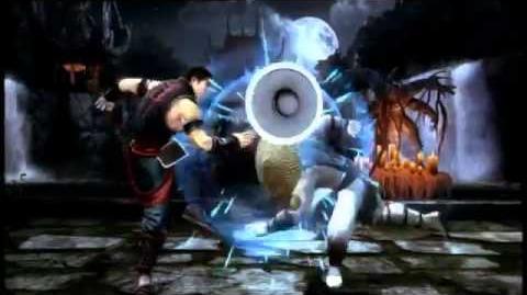 Mortal Kombat 9 UK Television Commercial