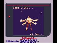 Mortal Kombat 1 Nintendo Game Boy - Goro Playthrough