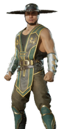 42. Emerald Talons