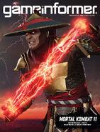 Mortal Kombat 11 raiden gameinformer