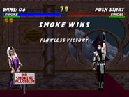 Mortal Kombat Trilogy PC Windows - Human Smoke Playthrough