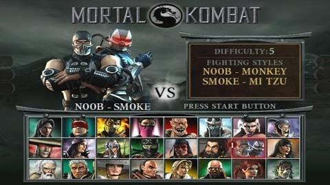 Mortal Kombat: Deception/Walkthrough