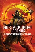 Mortal kombat legends scorpion's revenge poster