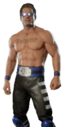 Johnny Cage Skin - Box Office Champ