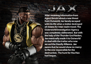 Jax. MKDA bio 2