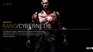 Kano Cybernetic Variant