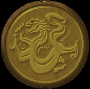 Dragon Medallion MK9