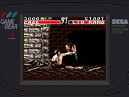 Mortal Kombat 1 Game Gear - Johnny Cage Playthrough