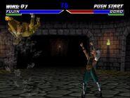 Mortal Kombat 4 N64 - Fujin Playthrough