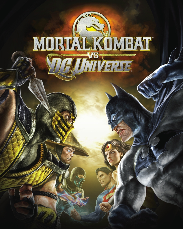 Mortal Kombat Vs Dc Universe Mortal Kombat Wiki Fandom