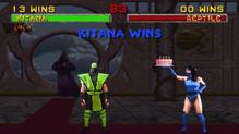 Kitana Friendship MK2