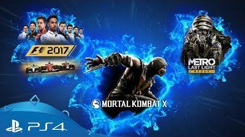 Mortal Kombat X (2015 video game)/Videos
