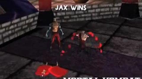 Mortal Kombat 4 Jax's Fatality 1