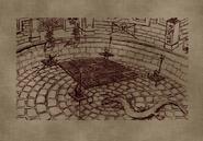 Lung Hai Temple sketch 1