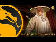 Mortal Kombat 11 - Klassic MK Movie Skin Pack Reveal Trailer