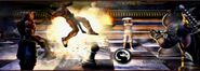 Chess kombat screen