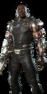 Jax Briggs Skin - Seidan Guardsman