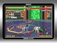 Mortal Kombat- Deadly Alliance Game Boy Advance - Frost Playthrough