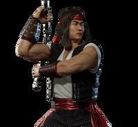 Liu Kang MK11 render