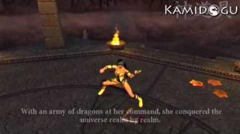 Mortal Kombat Armageddon Tanya's Ending