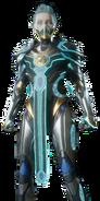 Frost Skin - Frozen Futurist