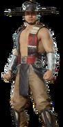 Kung Lao Skin - Young Dragon