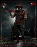 Kombat League Erron Black Season of Blood Skin 1