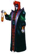 Shinnok & His Sacred Amulet