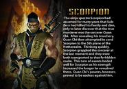 Scorpion. bio 1