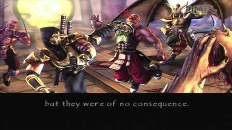 MK-D Ending- SCORPION