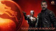 Mortal Kombat 11 Aftermath – Terminator vs