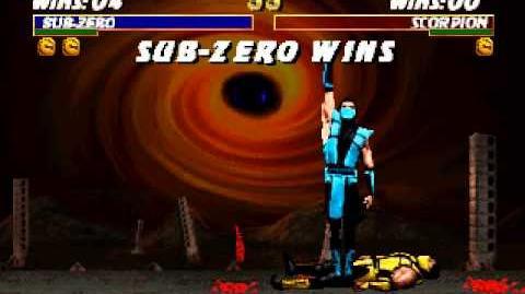 MKT N64 Classic Sub-Zero Animality