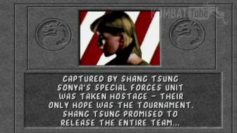 Sonya Blade/Videos
