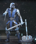 Sub-Zero - Grandmaster Kuai Liang